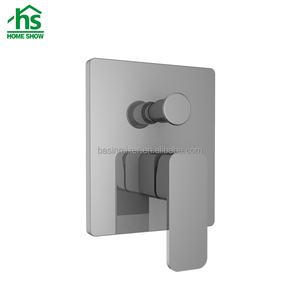 2 Way Concealed Brass Bath Shower Mixer Valve