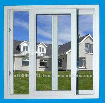 Sliding window buy upvc window pvc window upvc profile product on - Reasons may want switch upvc doors windows ...