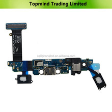 High Quality Flex Cable for Samsung Galaxy S6 G920V with Charging Dock Port