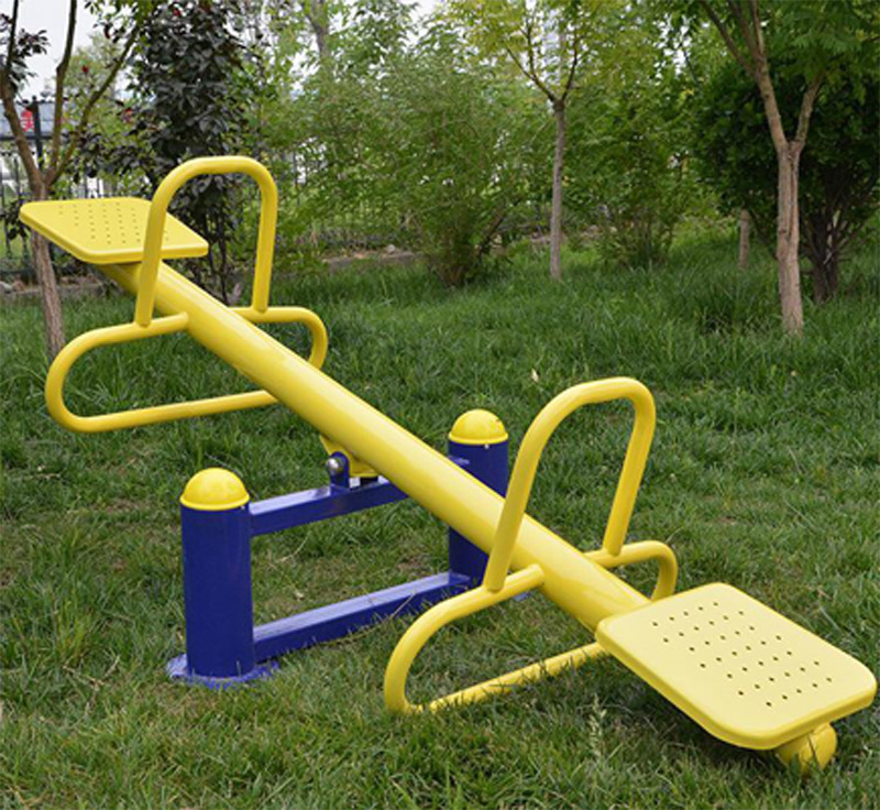 Seesaw Playground Equipment For Children Outdoor