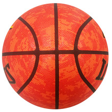 Wholesale high quality inflatable soft colorful PU basketball