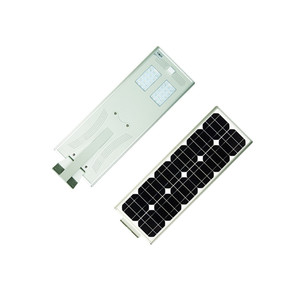 Factory Directly Supply led street light sensor lights 30w 40w Aluminum alloy cover with price