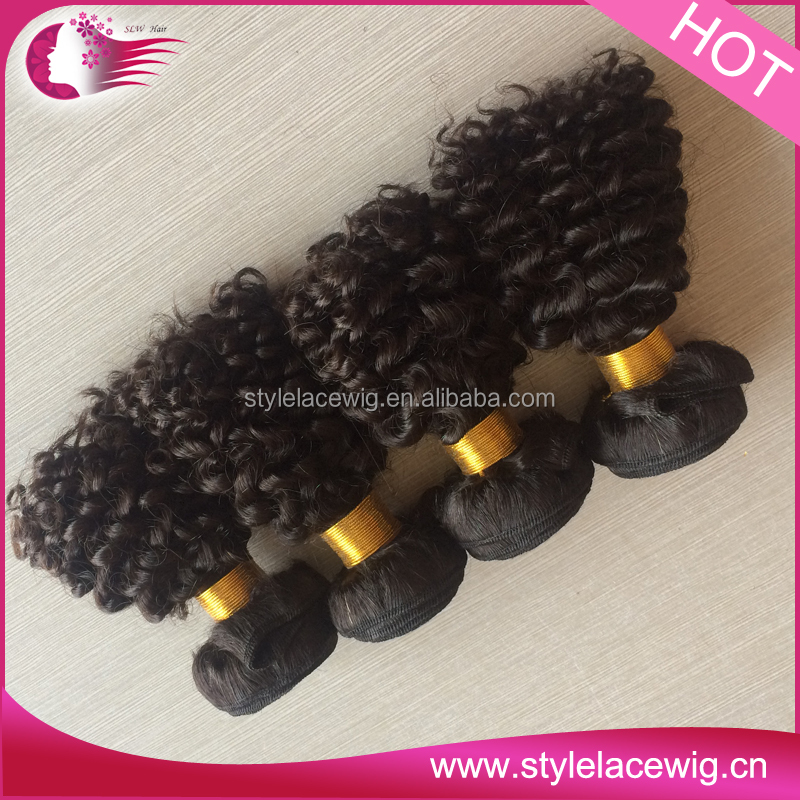 new products alibaba china virgin jerry curl weave extensions human hair