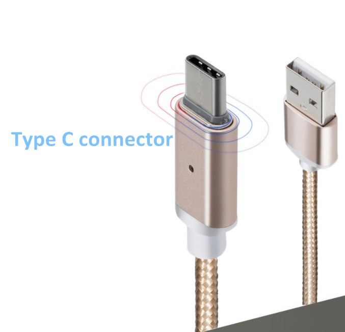 PVC or nylon braided 3A USB C 3.0 Gen 2 to type C cable