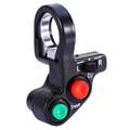 Motorcycle ATV Bike Scooter Offroad 7 8 Switch Horn Turn Signals On Off Light Motorbike Accessories