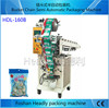 Semi automatic popcorn, potato chips, nuts small vertical packing machine