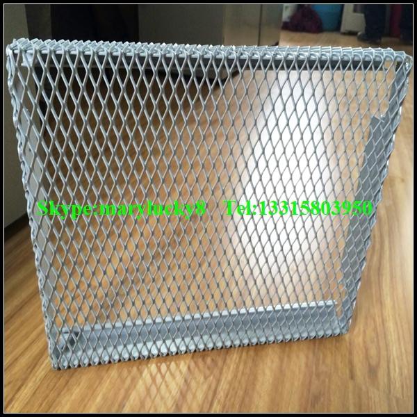 Decoration Aluminum Expanded Metal Mesh Ceiling Buy