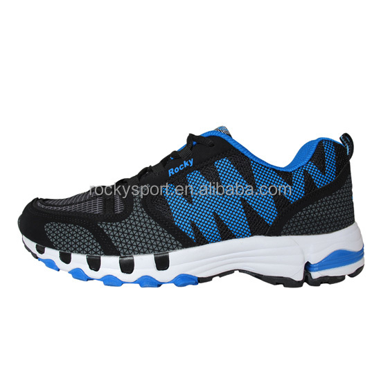 Sport Shoes and Sneakers Men's Breathable Running Shoes HT-109701A