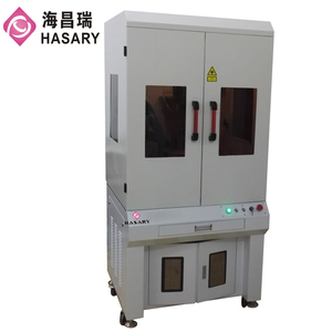 New arrival HL-SD-50 laser marking machine for jewellery with wide range of materials