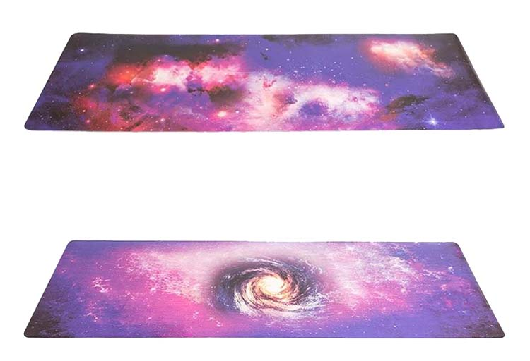 Hot Sale Eco Friendly Custom Printed Yoga Mats