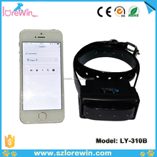 lorewin New LY-310B Battery Operated LCD Display 100 Levels Shock Vibra Waterproof with Beep / Vibration / Shock Electric Collar