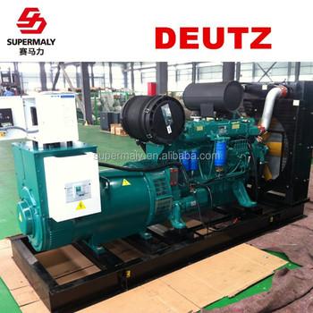 20kw 300kw germany deutz generator with stamford alternator buy rh alibaba com Deutz Engines Dealer Locator Cummins 2.3 Diesel Engine