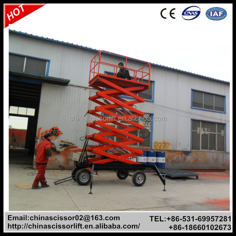 Mobile crane /used man lift/scissor lift
