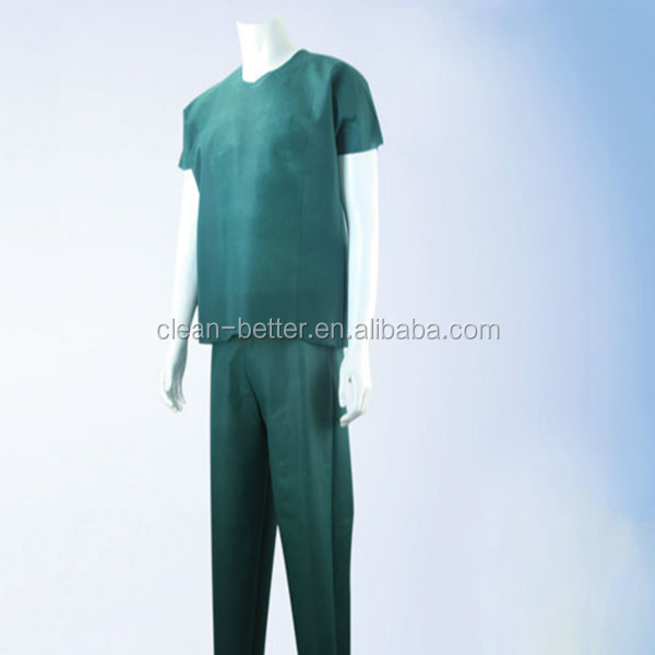 Disposable Patient Surgical Gown