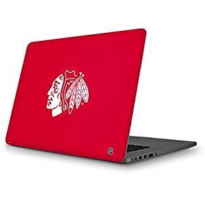 NHL Chicago Blackhawks MacBook Pro 13 (2013-15 Retina Display) Skin - Chicago Blackhawks Color Pop Vinyl Decal Skin For Your MacBook Pro 13 (2013-15 Retina Display)
