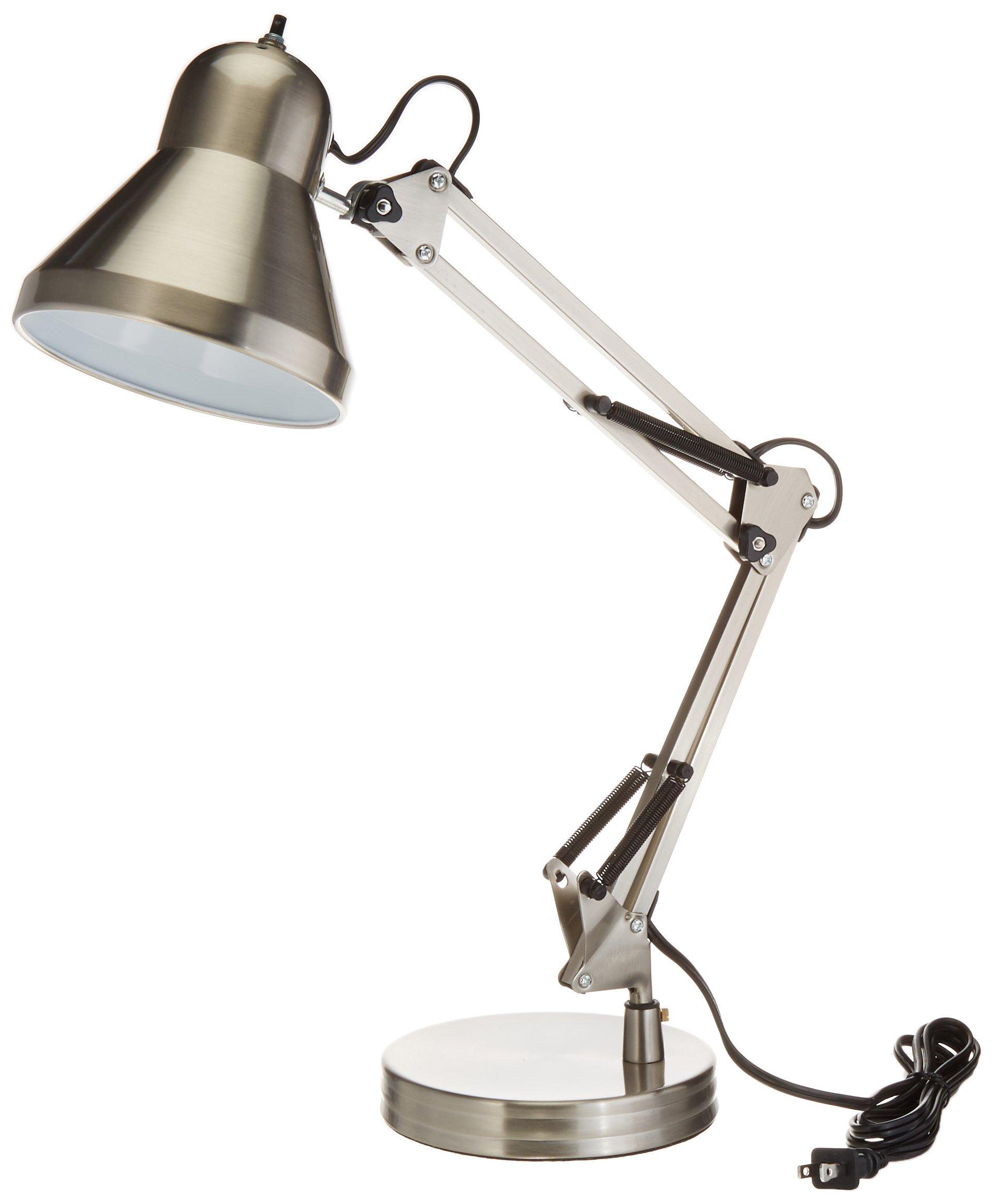 Buy Boston Harbor Wk 618e 3l Swing Arm Lamp Holder For Desk Lamp