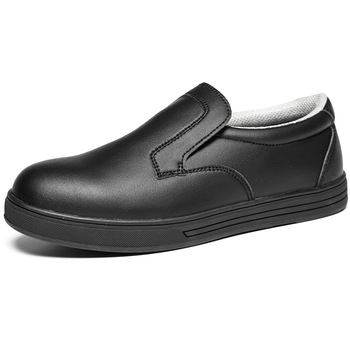 Office No Lace Executive Safety Shoe
