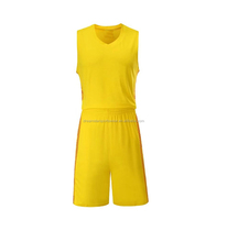 New Season Youth Basketball Uniforms Wholesale Basketball Jersey Custom Basketball