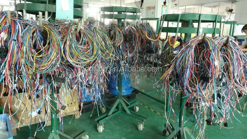 12 circuit wiring harness fuse holder high 12 rangkaian wiring harness sekering pemegang berkualitas tinggi proses pembuatan wiring harness at n-0.co
