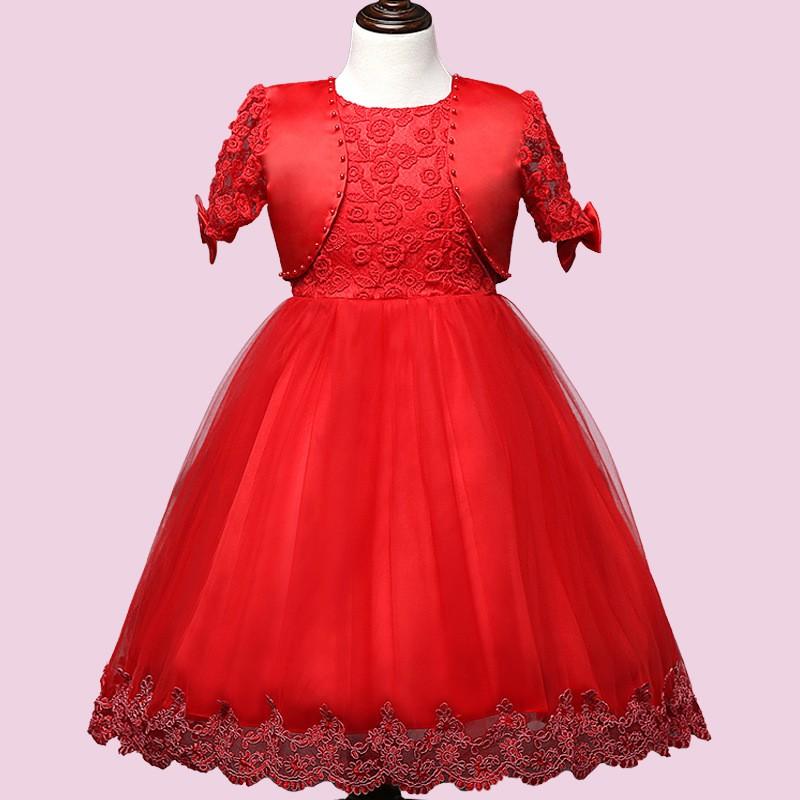 Venta al por mayor vestidos de fiestas para niñas 5 años-Compre ...