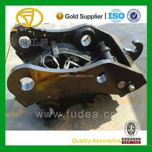 JCB js220 hydraulic quick coupler JCB js220 hydraulic quick hitch for jcb js220 excavator attachment