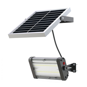Waterproof rechargeable light 25 led solar motion sensor lamp