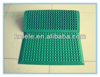 Non Slip Rubber Door Mat Silicone Rubber Mat Waterproof Rubber