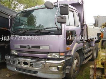 Used Trucks Nissan Thumb Dump Truck 1996