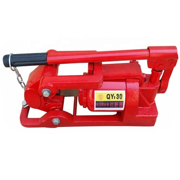 Good price hydraulic wire rope cutter for sale