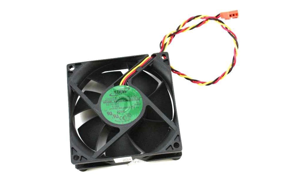 """Genuine Dell ADDA 3""""x3""""x0.75"""" Computer Cooling Case Fan AD08012HX207600 0XMN4N XMN4N"""
