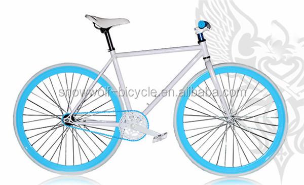 6832b2cb0 Cheap 700c Flip Flop Fixed Gear Bike 60cm for sale Aero spoke fixie for sale
