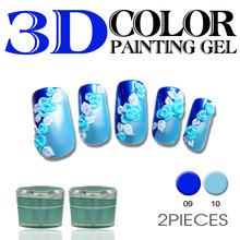 wholesale 3d nail art supplies salons