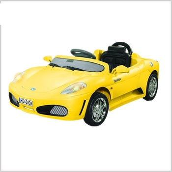 Hd 6838 6v Rechargeable Rc Electric Ride On Toy Cars For Children