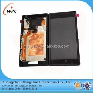 new mobile phone lcd with digitizer assembly for Sony Xperia M2 Aqua