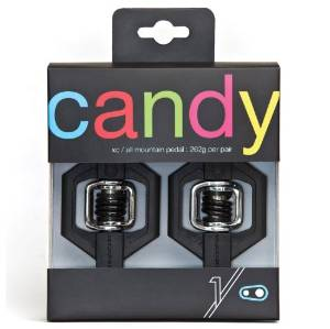 Crank Brothers Candy 1 Pedals-Black
