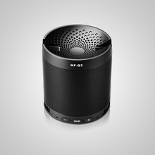 Mini Portable Music Player, Wireless Bluetooth Speaker with FM