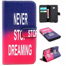 Cell phone Case Protective Wallet Leather Flip Cover For Nokia Microsoft Lumia 640xl
