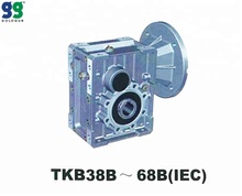 TKM28C Series Helical - hypoid Gear Units