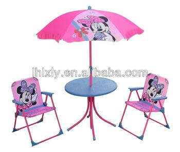 Kids Childrens Table And Chairs Minnie Mouse Party