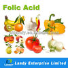 98% yellow powder Folic Acid food grade