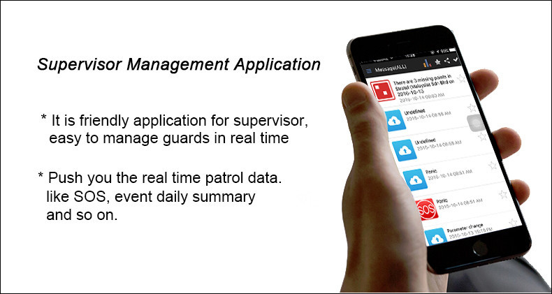 OGP Phone Patrol APP Security Guard Patrol System with Free Test Account,  View rfid guard security patrol, VS DIGITAL Product Details from Shenyang  VS