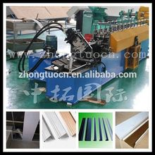 L keel roll forming machine,corner bead roll former,wall angle roll forming machine