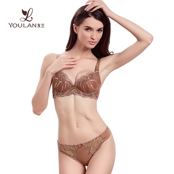 257175e96046 Made in China Moder Stylish Fast Delivery Women Bra Set Transparent Inner  Wear