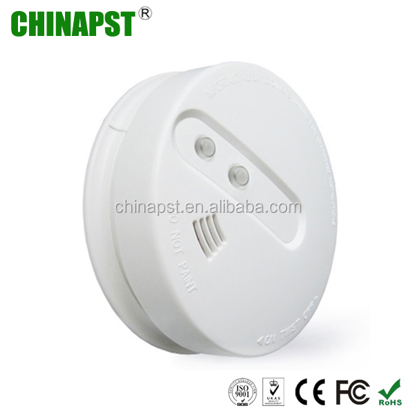 China Best Quality CE Wireless Heat & Smoke Detector PST-WHS101
