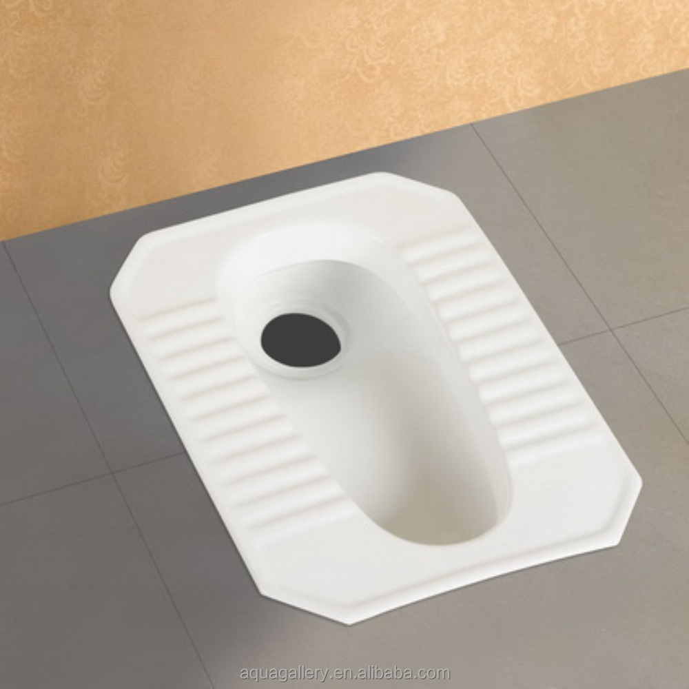 Ceramic Squatting Toilet