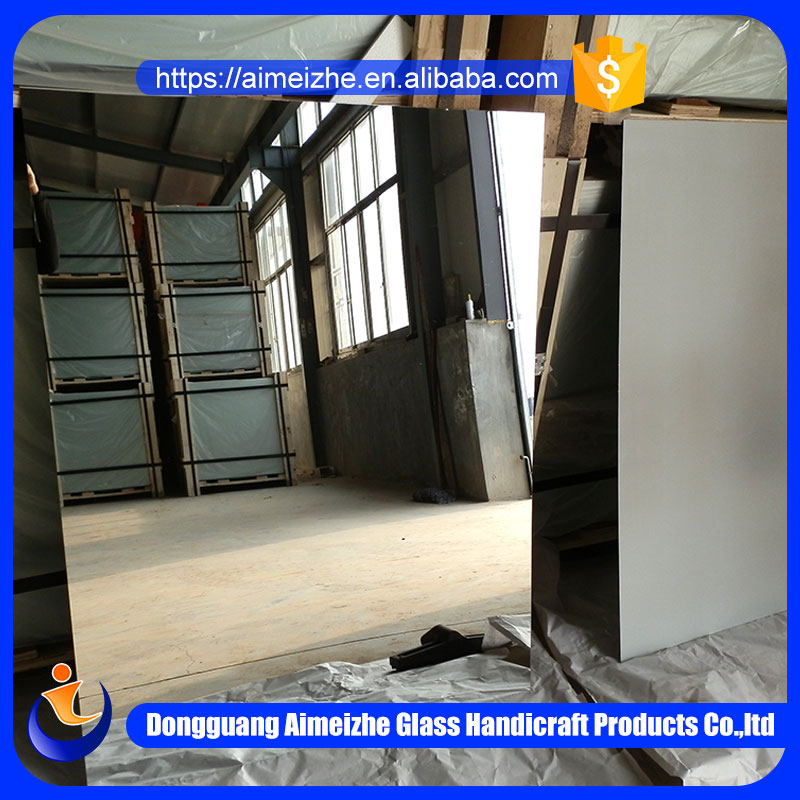 Manufacture Supply High Quality Frameless Furniture Glass Mirror