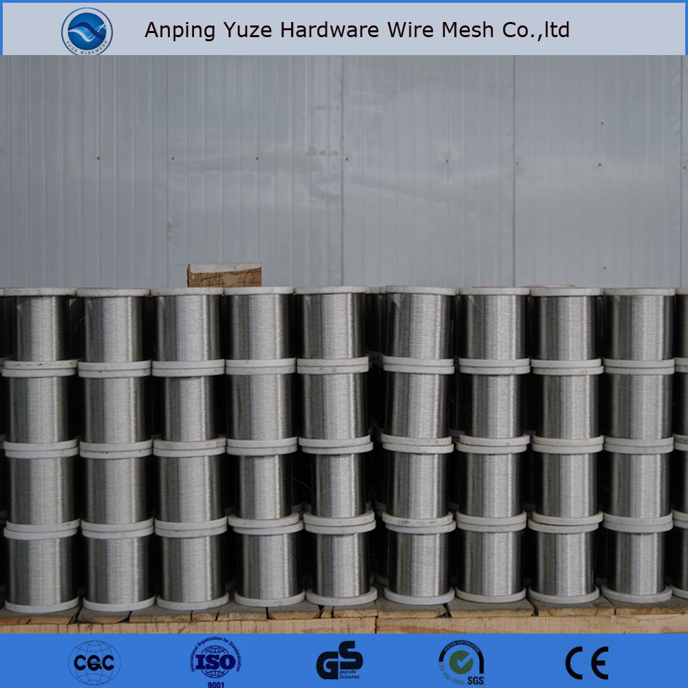 Chian Manufacturer 201 304 Stainless Steel Wire