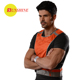 SUNSHINE reflective zipper sports working vest