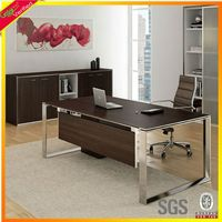 Furniture Manufacturers free standing office desk table,executive ceo office desk
