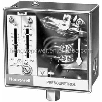 L404a1396 Honeywell Commercial Pressure Controls Switch - Buy ...